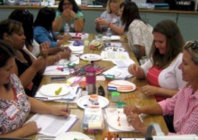 Early Childhood Development Workshops by Maria Teresa Ruiz for Educators