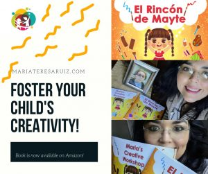 Foster Your Child's Creativity - Children's Book by Maria Teresa Ruiz