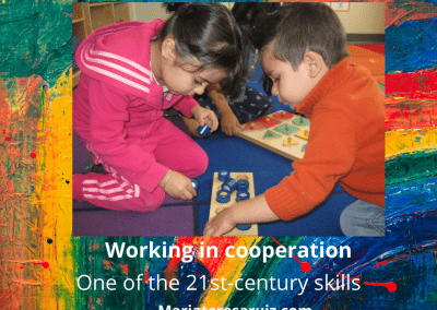 Working in Cooperation - Early Childhood Development