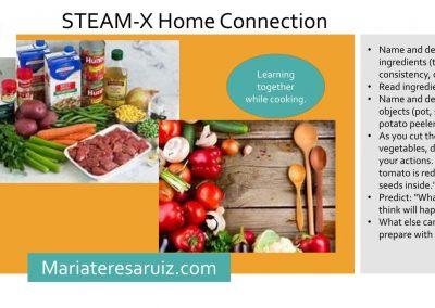 STEAM-X Cooking
